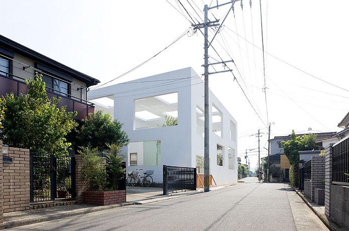 House n sou fujimoto architects mooponto for N house sou fujimoto