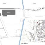 site plan + location