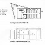 sunday school plan + section