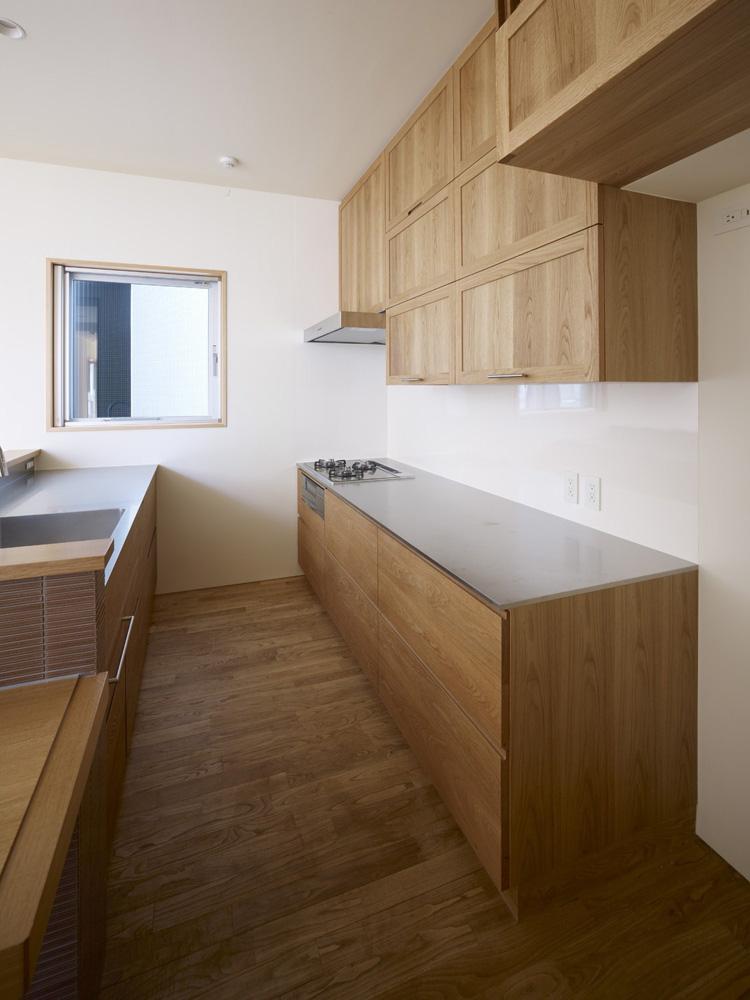House In Tsurumi High Land Design Mooponto