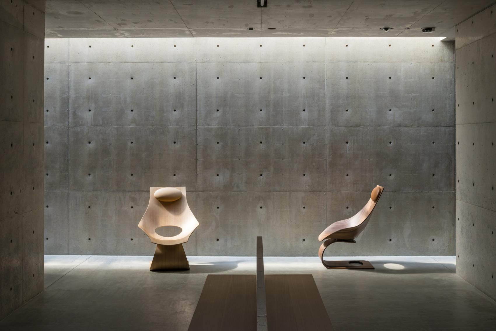 Dream Chair Tadao Ando Mooponto