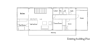 existing building floor plan